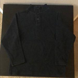 GapKids Buttoned Long Sleeve Shirt